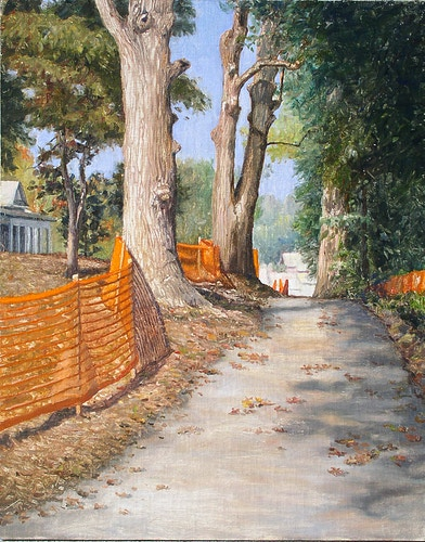 Orange Fence - JoeRemillard
