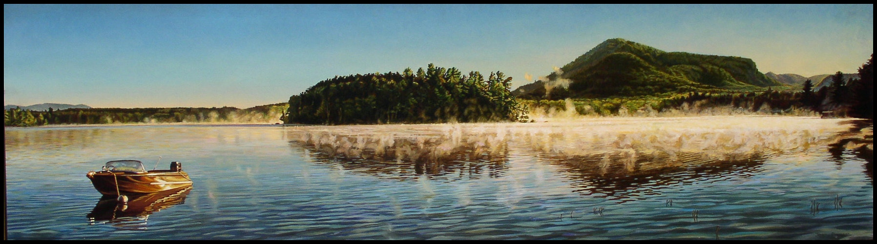 Silver Lake Morning - JoeRemillard