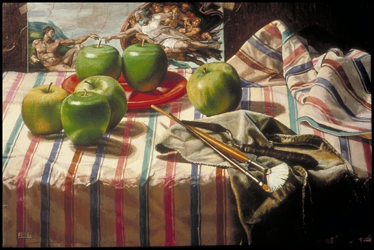 Wooden Apples - JoeRemillard
