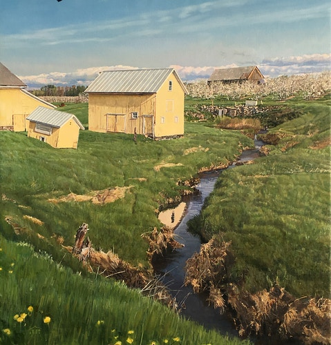 Yellow Barns - JoeRemillard