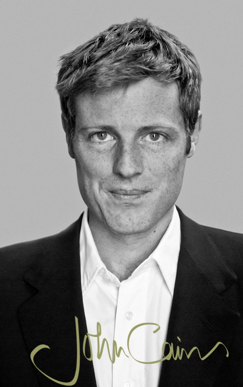 Zac Goldsmith - John Cairns Photography