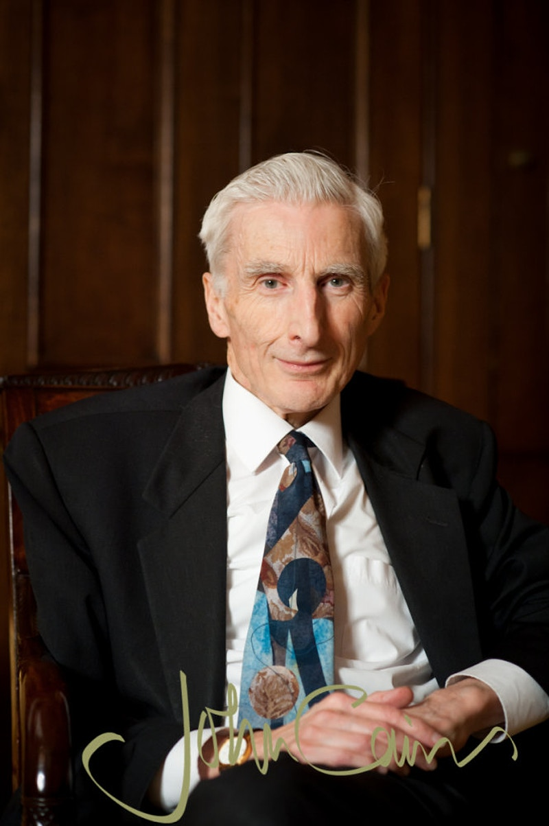Lord Rees of Ludlow - John Cairns Photography
