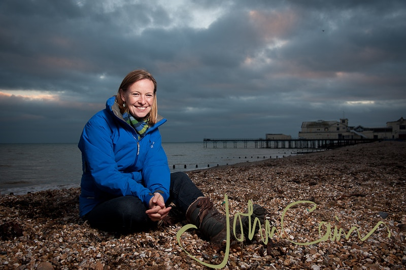 Miranda Krestovnikoff - Presenter, Coast and The One Show - John Cairns Photography