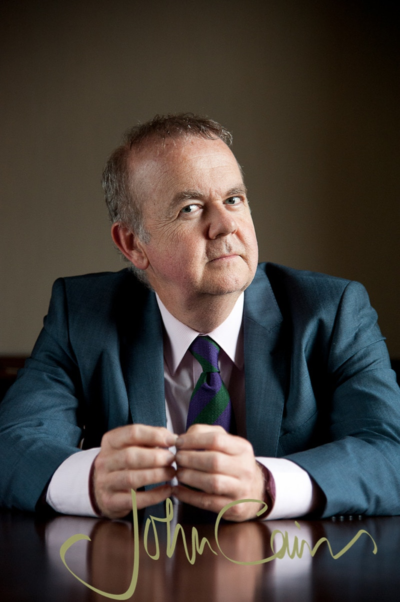 Ian Hislop - John Cairns Photography