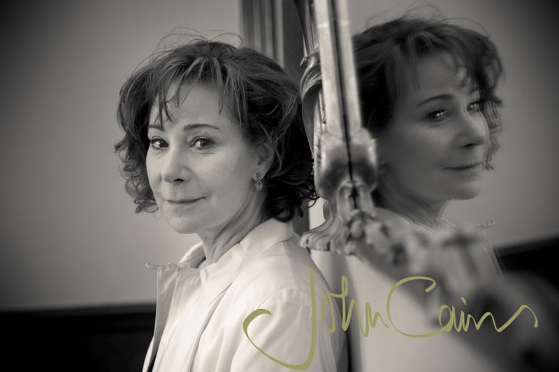 Zoe Wanamaker,  London - John Cairns Photography