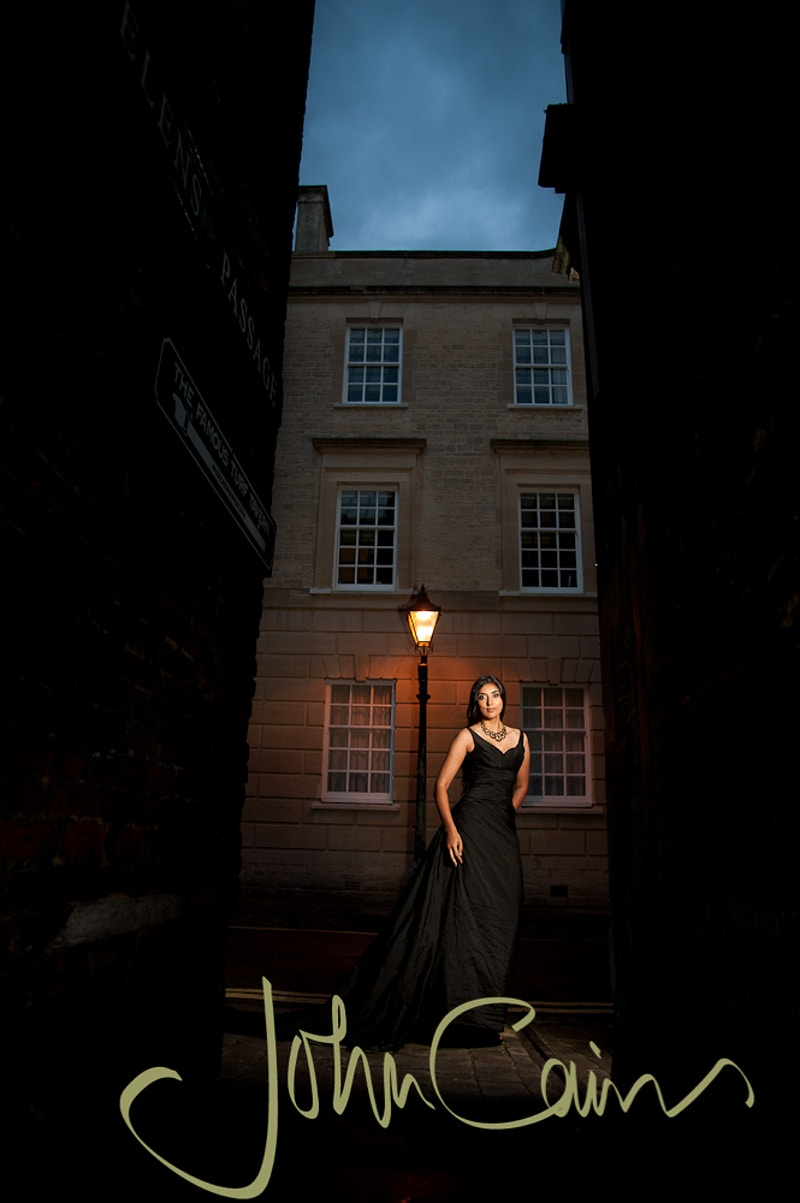 Oxford portrait - John Cairns Photography