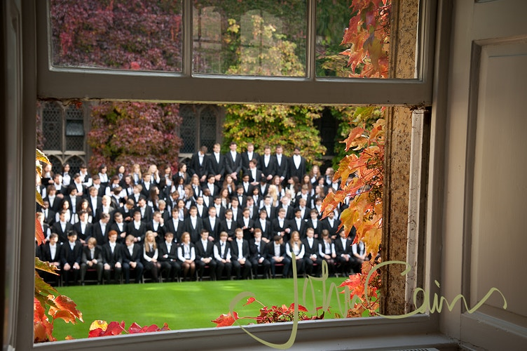 Matriculation Photo - John Cairns Photography