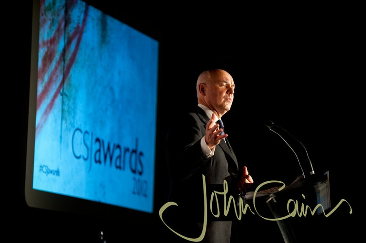 Iain Duncan Smith - John Cairns Photography