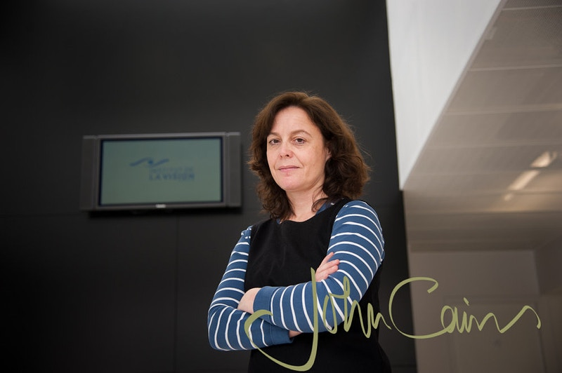 Dr Isabelle Audo - John Cairns Photography