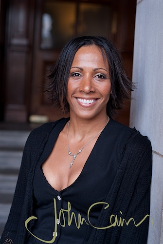 Dame Kelly Holmes - John Cairns Photography