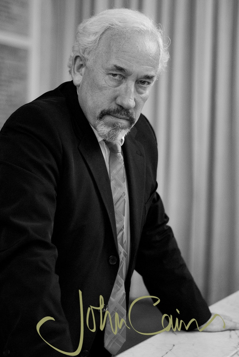 Simon Callow - John Cairns Photography