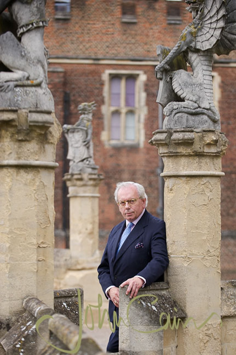 David Starkey - John Cairns Photography