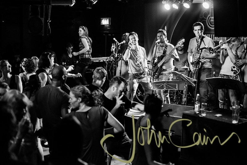 Red Soul Brigade - John Cairns Photography