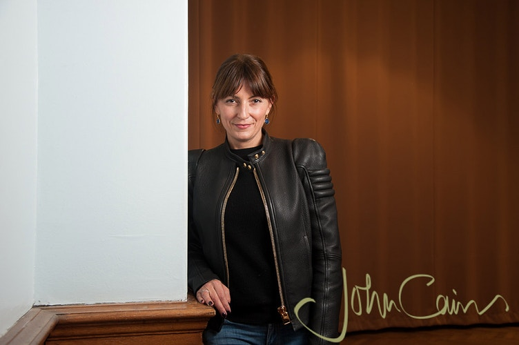 Davina McCall - photographed in London - John Cairns Photography