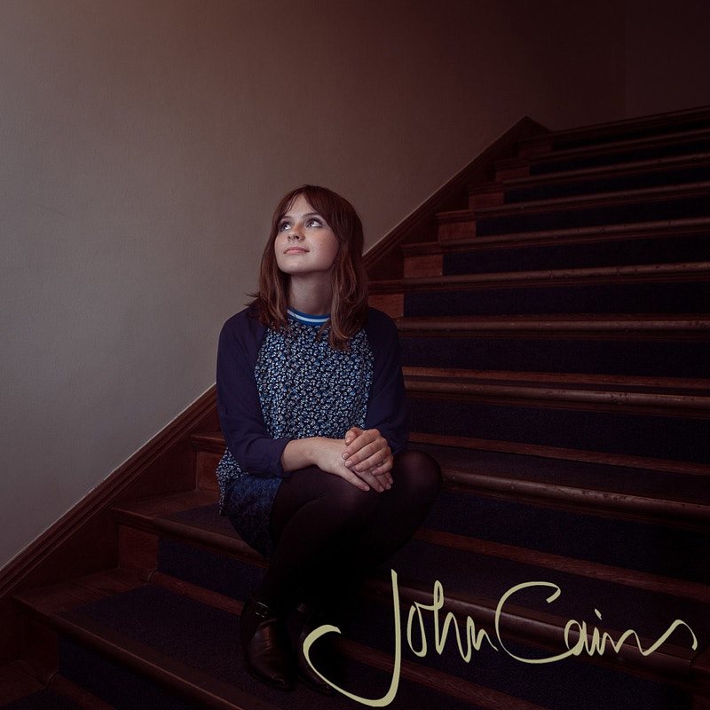 Gabrielle Aplin - Singer/songwriter - John Cairns Photography