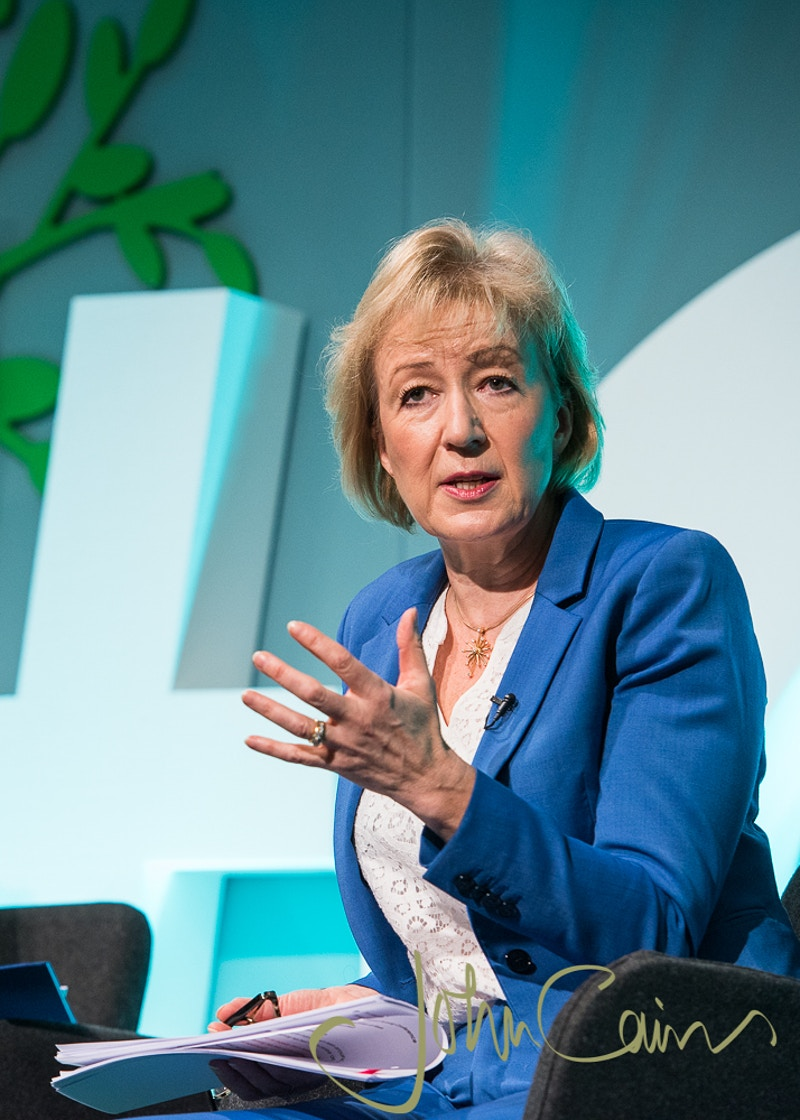 Andrea Leadsom - John Cairns Photography