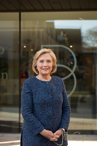 Hillary Clinton Bonavero Institute of Human Rights, Oxford - John Cairns Photography