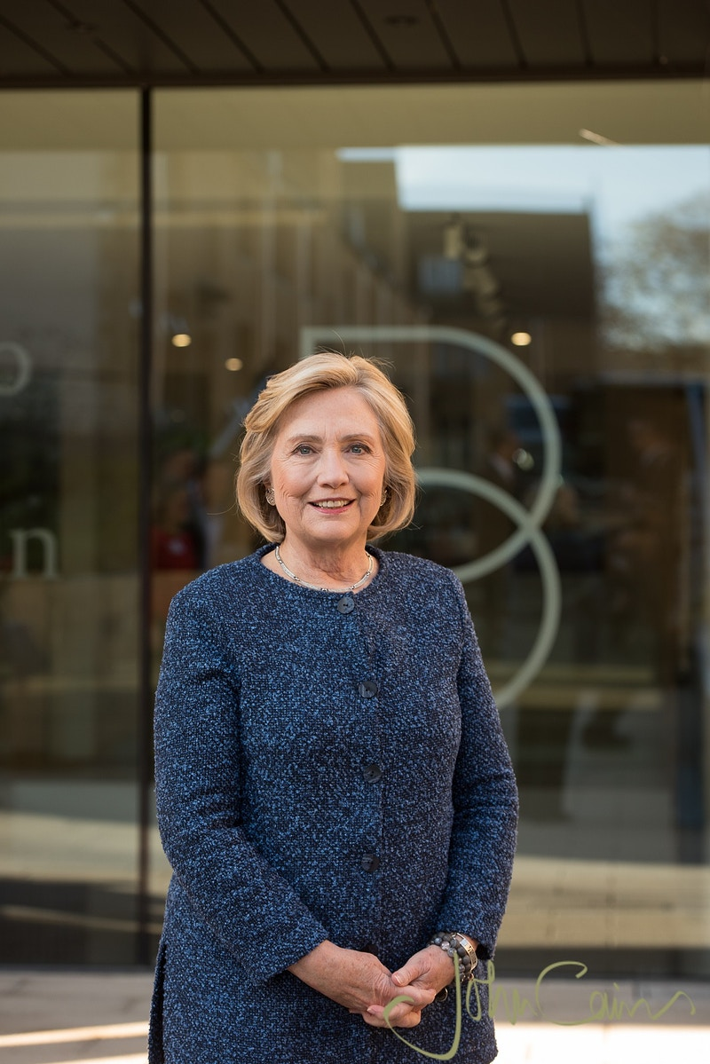 Hillary Clinton - John Cairns Photography