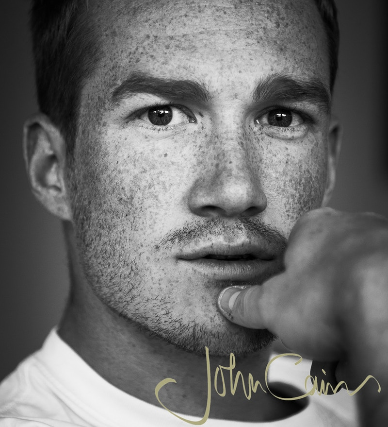 Greg Rutherford - John Cairns Photography
