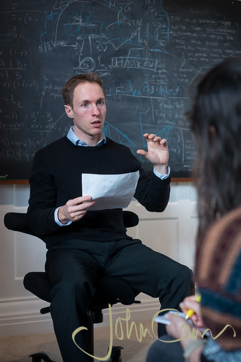 College tutorial - University of Oxford - John Cairns Photography