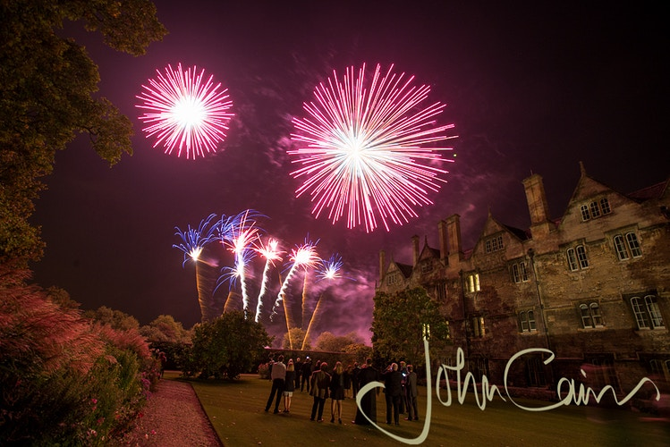 College Party - Merton College Celebrates its 750th anniversary - John Cairns Photography