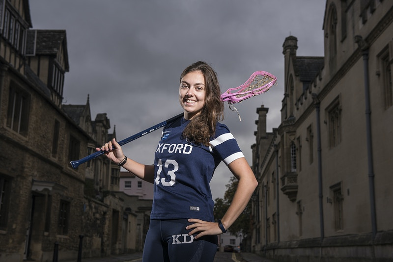 Sports Portrait - John Cairns Photography