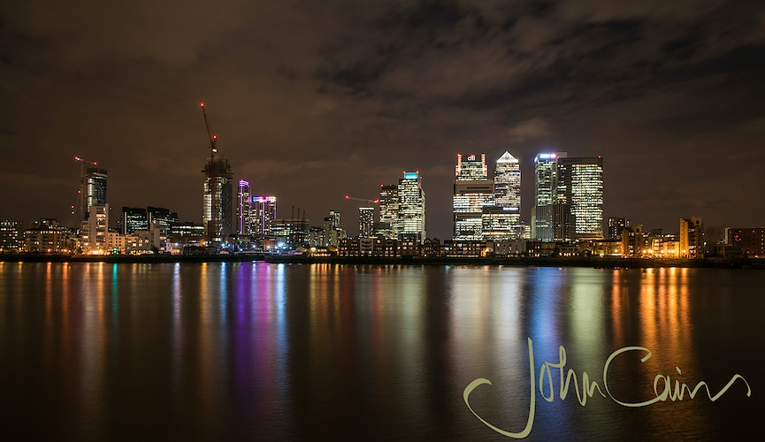 London Docklands - John Cairns Photography