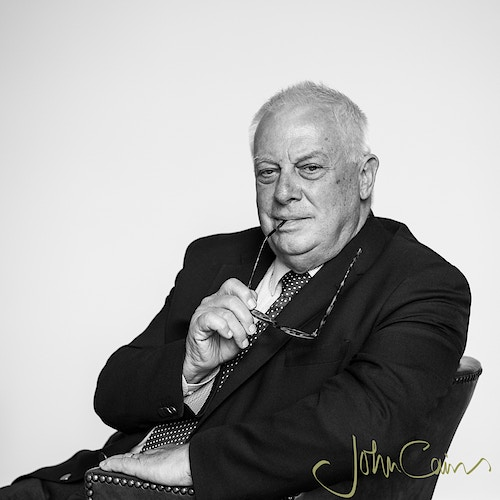 The Rt Hon the Lord Patten of Barnes, CH - John Cairns Photography