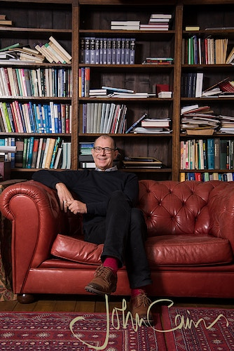 Prof Keith Gull - John Cairns Photography