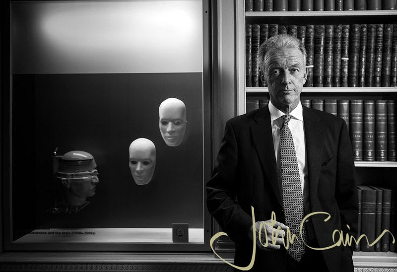 Sir Bernard Hogan-Howe - John Cairns Photography