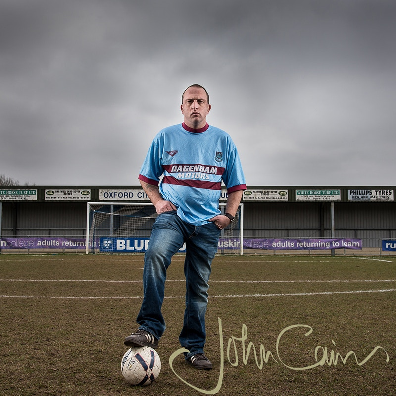Steve Davies - John Cairns Photography