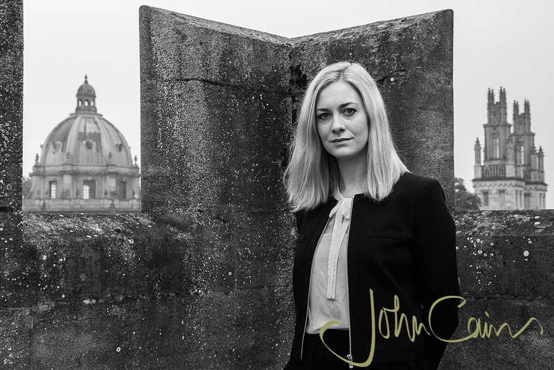 Lucy Fisher - John Cairns Photography
