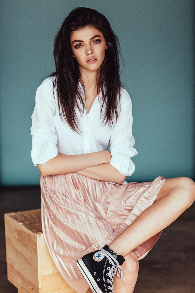 MJ // IMG Models - John Tieu Photography