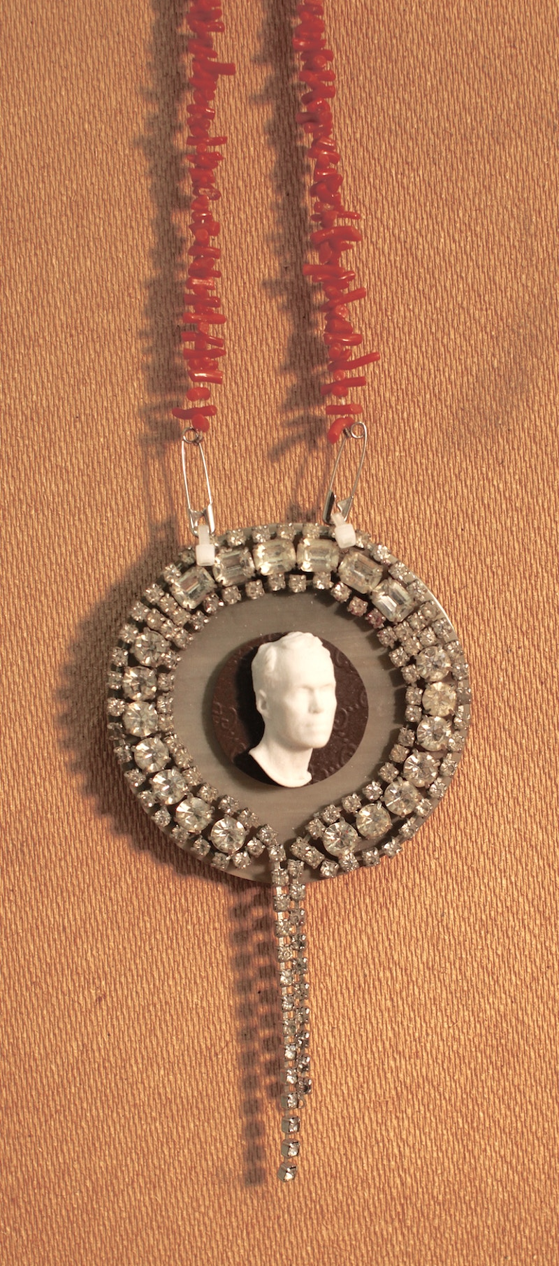 BAS RELIEF NECKLACE, 2015 - John Y. Wind | Artist