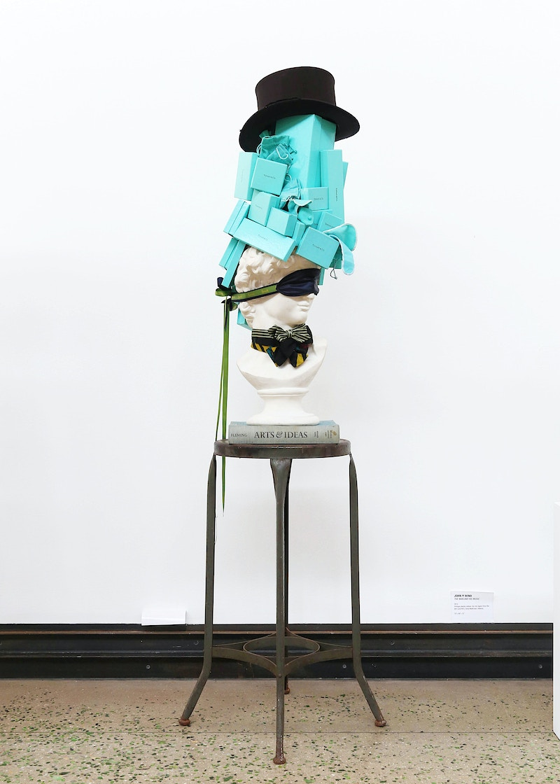TIFFANY MAN,  2013 - John Y. Wind | Artist