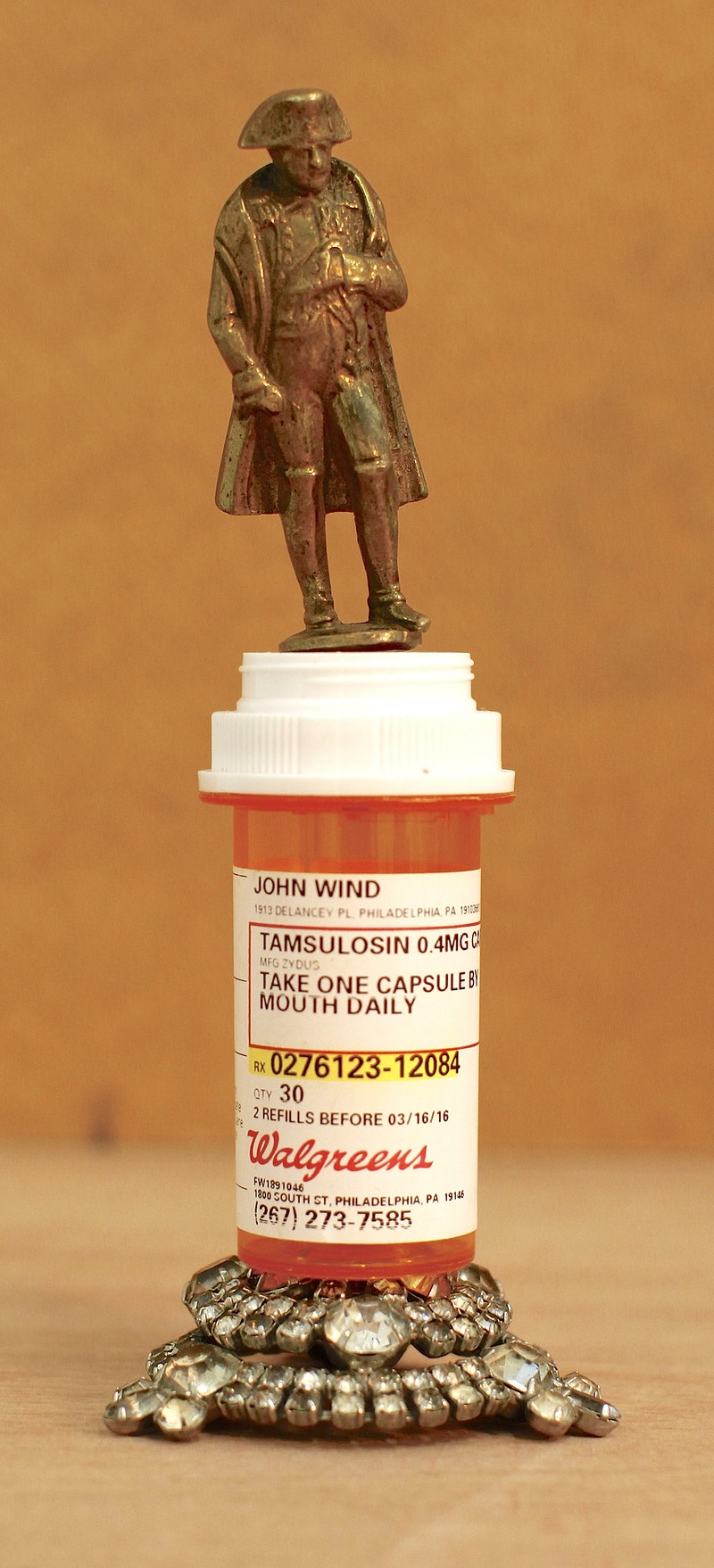 MONUMENT TO NAPOLEON, 2015 - John Y. Wind | Artist