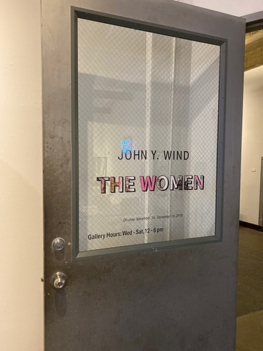 The Women 2019 - John Y. Wind | Artist