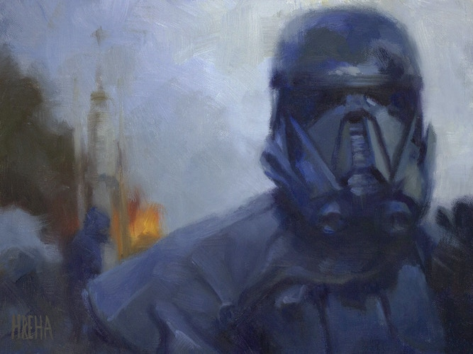 Death Troopers - Adam Hreha