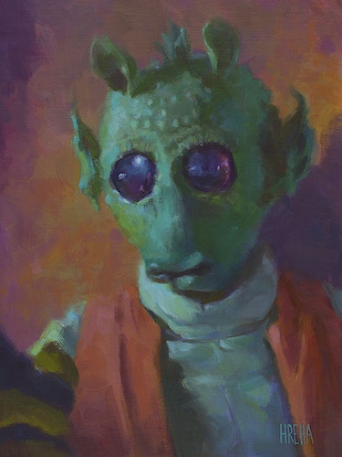 Greedo - Adam Hreha