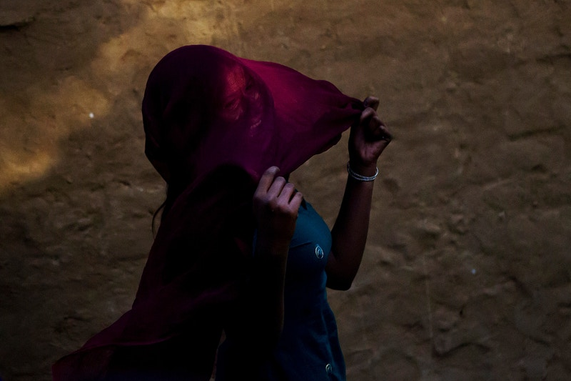 Dancer, Shadipur, New Delhi - Augo Photograph & Essay