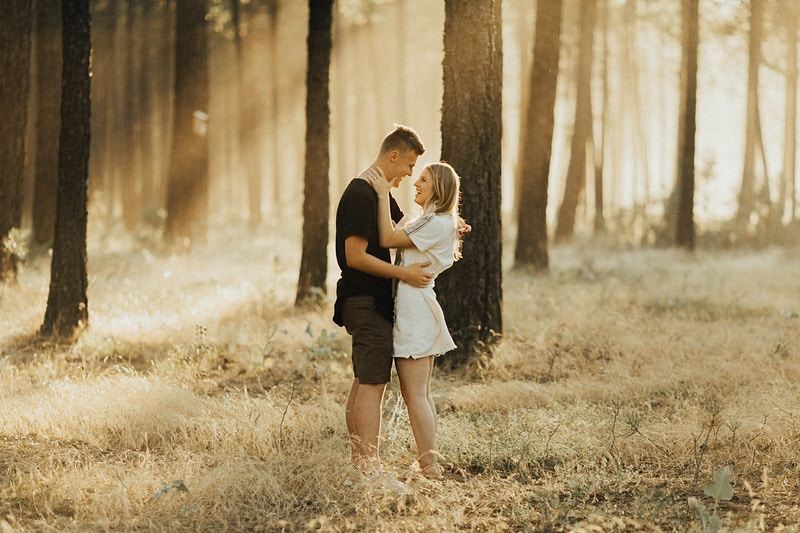 Caleb And Whitney - Jordan Jameson Photo