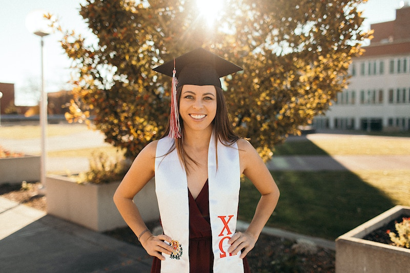 Grad - Jordan Jameson Photo