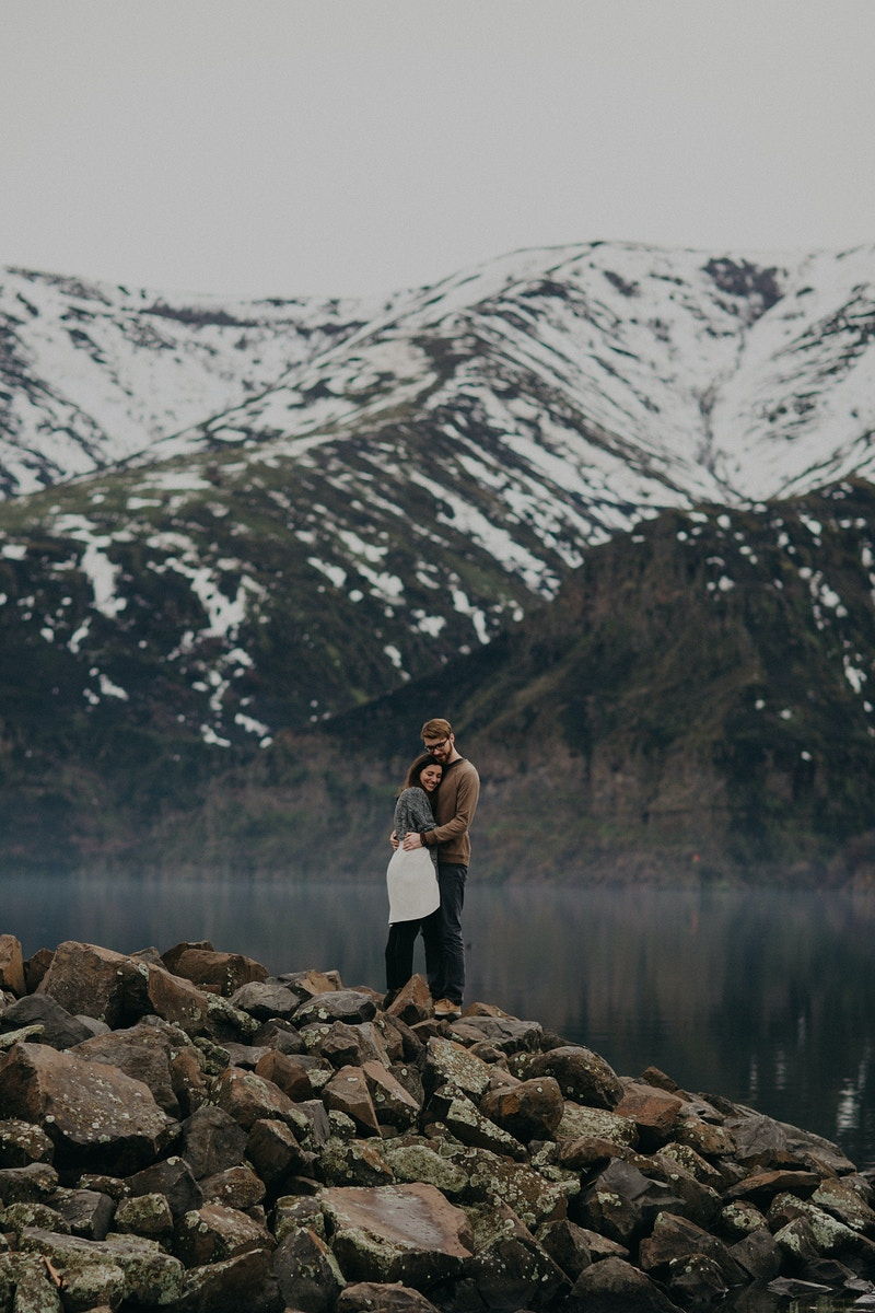 Engagement - Jordan Jameson Photo