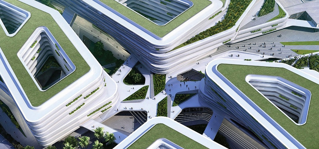 The Singapore University of Technology and Design (SUTD) - Trachtenberg ///