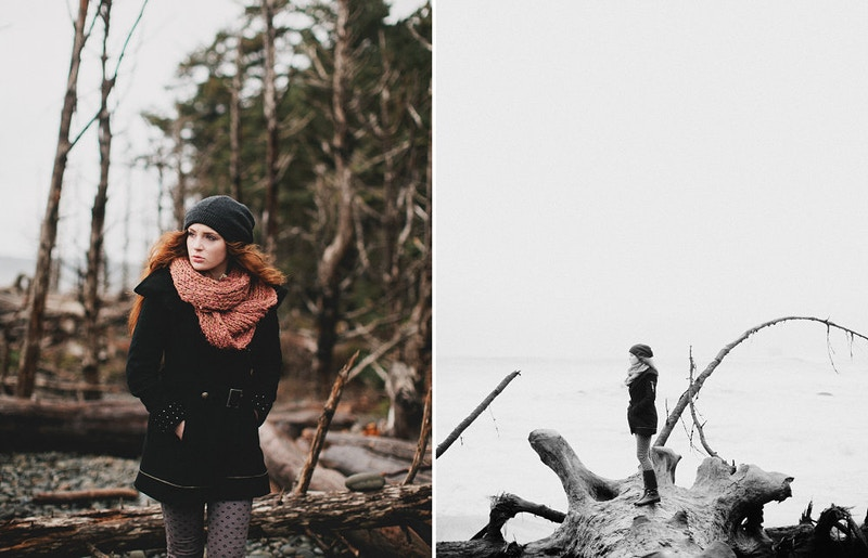 The Hoh Rainforest Olympic Peninsula - Jordan Voth | Seattle Wedding & Portrait Photographer