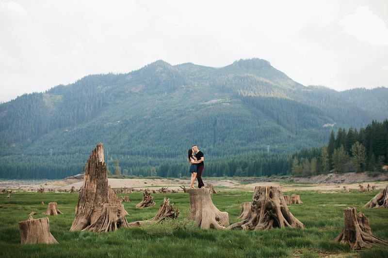 Nancy Chris Snoqualmie Wa - Jordan Voth | Seattle Wedding & Portrait Photographer