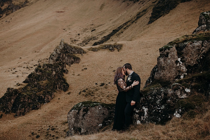 Allison Cody South Coast Iceland - Jordan Voth | Seattle Wedding & Portrait Photographer