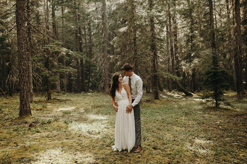 Chelsea Tyler Mount Rainier National Park - Jordan Voth | Seattle Wedding & Portrait Photographer