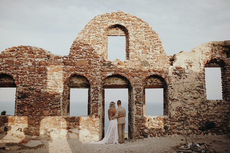 Emily Tate Santorini Greece - Jordan Voth | Seattle Wedding & Portrait Photographer