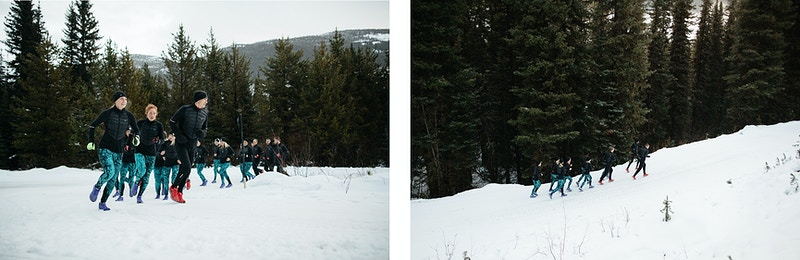 Nike Running Project North The Bugaboos Bc - Jordan Voth | Seattle Wedding & Portrait Photographer